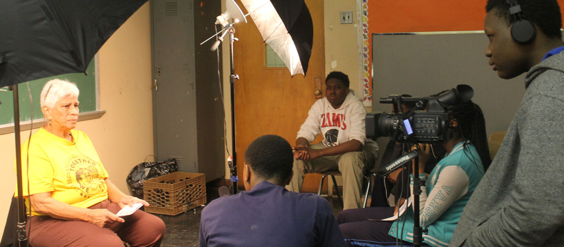 Interviewing Community Leaders