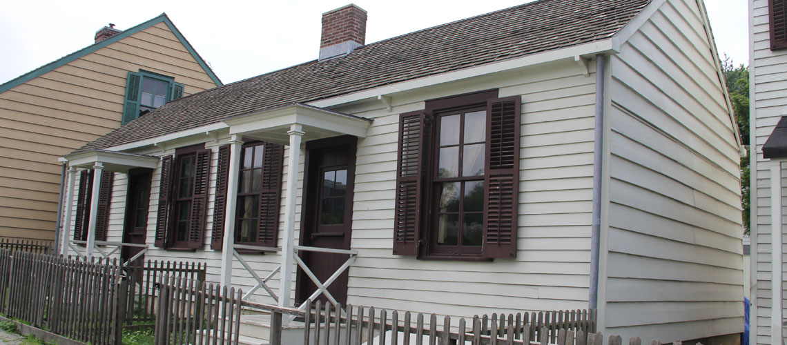 The Weeksville Heritage Center